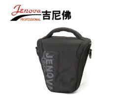 [滿3千,10%點數回饋]JENOVA吉尼佛Royal 10黑色炫風數位相機專業攝影背包 英連公司貨