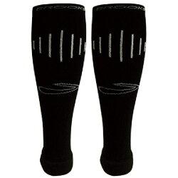 BROOKS  運動彈性壓縮小腿套  (黑)  夜間反光 壓力小腿套  BK741072003  【 胖媛的店 】