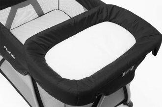 NUNA - Sena遊戲床專用尿布檯 -黑