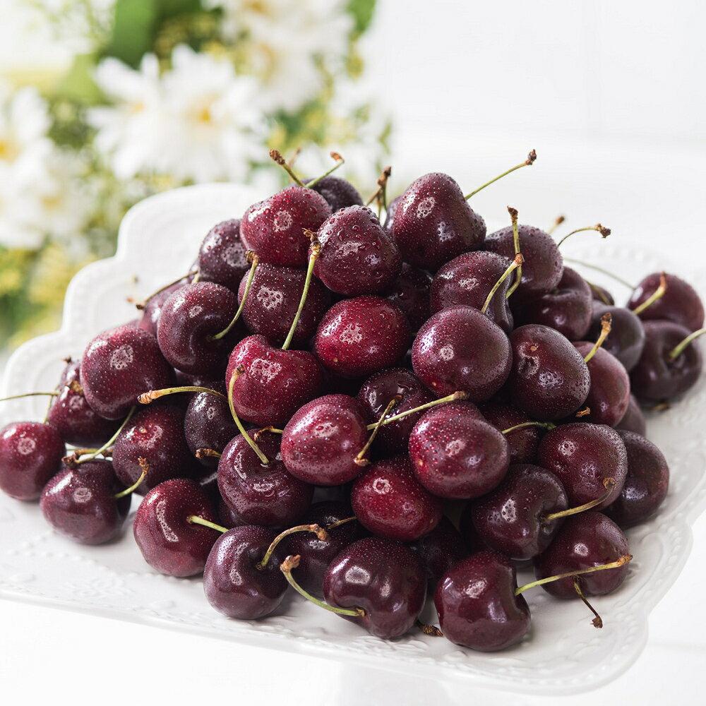 花菓山水果 華盛頓9Row櫻桃  1kg±10%/盒