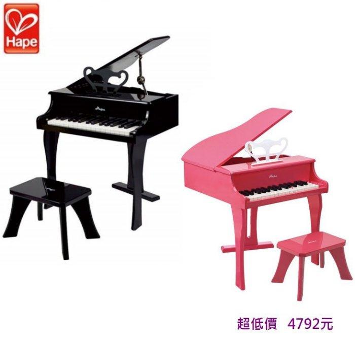 *美馨兒* 德國 Hape 愛傑卡-音樂大鋼琴(二色可挑) 4792元