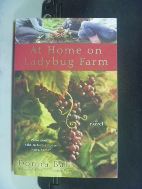 【書寶二手書T9/原文書_HES】At Home on Ladybug Farm_Ball