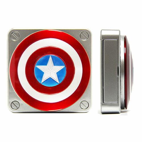 【86Hero】美國隊長盾牌 LED行動電源 5000mAh(總代理商公司貨)