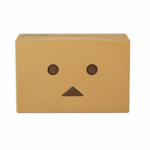 日本 cheero mini 紙箱人 - 阿愣 6000mAh 雙輸出 行動電源