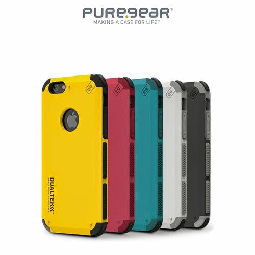 PureGear 普格爾 iPhone 6/6S plus 5.5吋 DUALTEK 坦克軍規保護殼