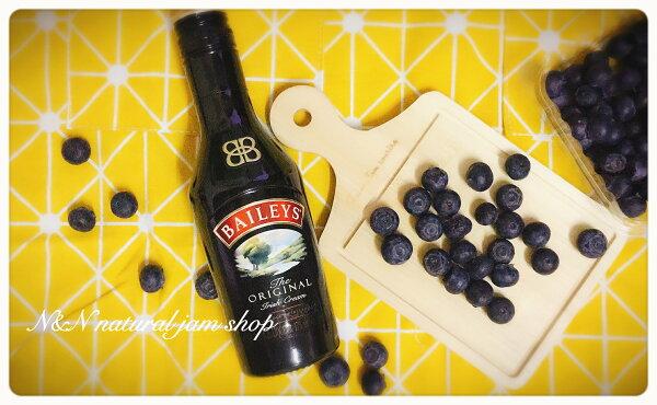 NN天然手工果醬小舖:N&N天然手工果醬-法式藍莓口味200ml(絕無添加防腐劑、人工添加物)