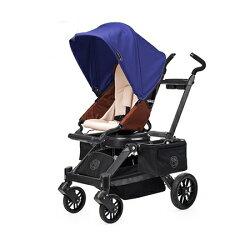 Orbit baby G3 咖啡座椅 功能超級強大的全方位嬰兒推車-mocha blue★衛立兒生活館★