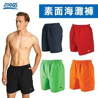 ZOGGS 男性 休閒海灘褲 -黑色/深藍/紅色/綠色/橘色-ZOGGS-運動休閒推薦