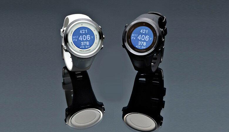 voice caddy T2 高爾夫球定位器 跑步器 測距儀 智能語音 GPS 定位導航 黑色 白色