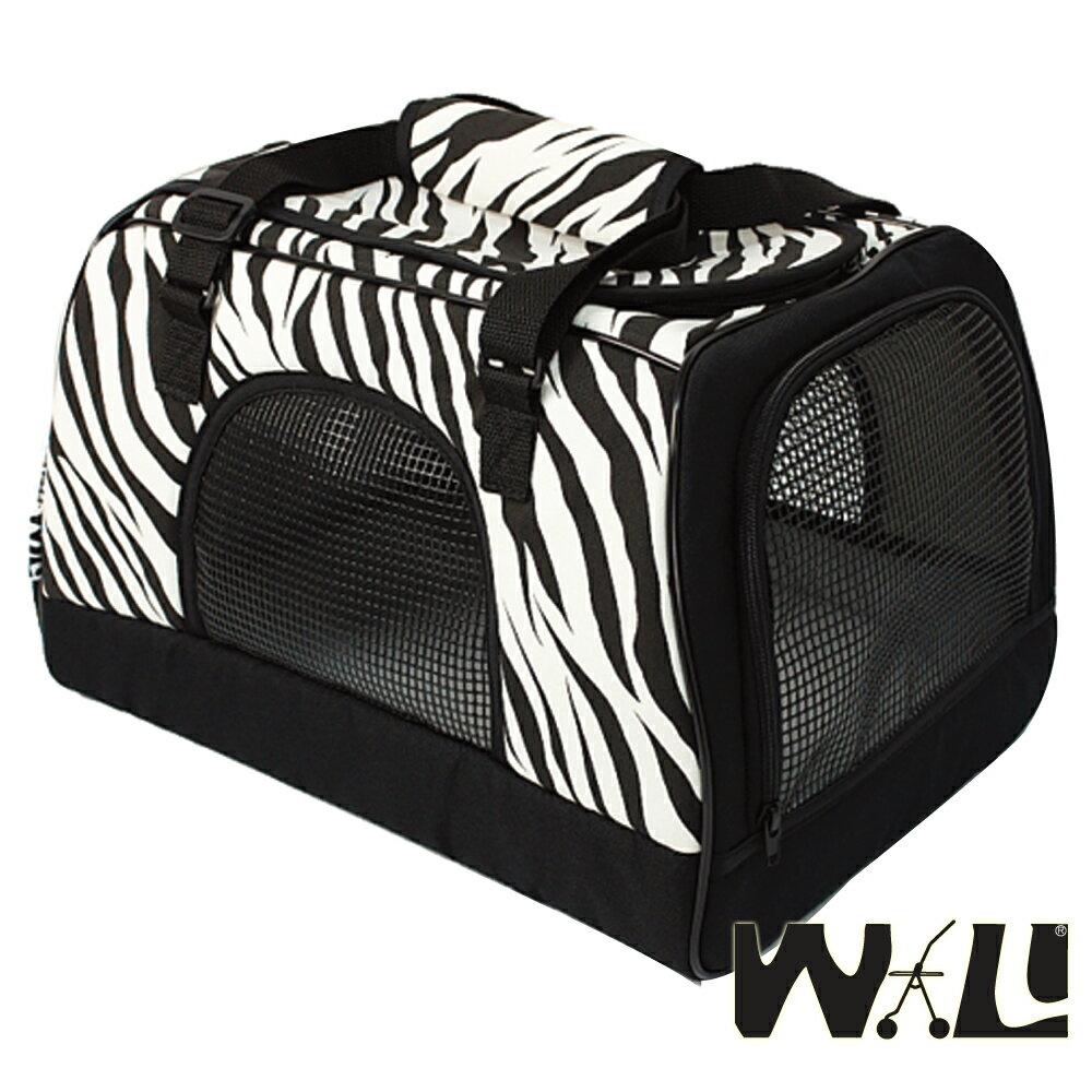 【WILL設計 + 寵物用品】PB-03款繽紛日系風(斑馬紋)