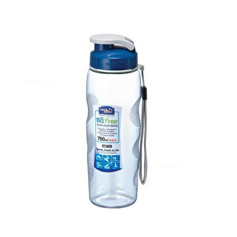 樂扣樂扣Bisfree運動水壺700ml水杯ABF722不含雙酚A-大廚師百貨