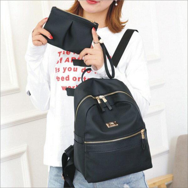 甜心小舖?防潑水尼龍附小包後背包?韓版背包 書包 旅行包 休閒包 包包