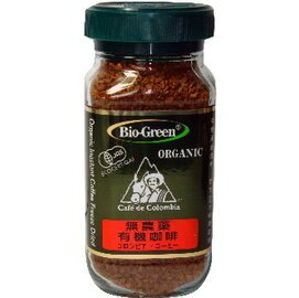 囍瑞(喜瑞)BIO-GREEN有機咖啡100公克(歐盟ECOCERT 及日本JAS 有機認證)