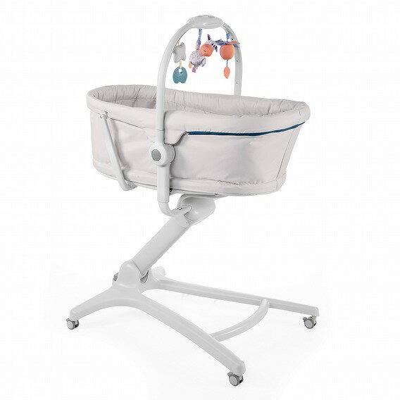 【Chicco】Baby Hug 多功能成長安撫嬰兒床 2