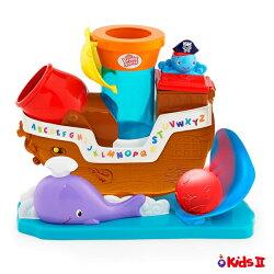 Kids II-冒險海盜船
