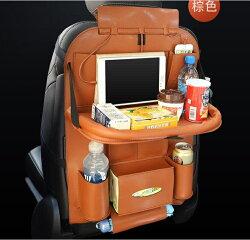 車載置物盒 汽車收納用品超市車內多功能座椅置物袋掛袋車載收納箱椅背收納袋【小天使】
