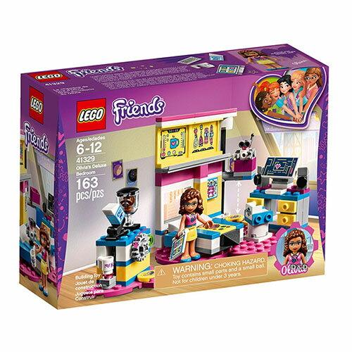 樂高積木 LEGO《 LT41329 》2018年Friends 姊妹淘系列 - 奧麗薇亞的豪華臥室