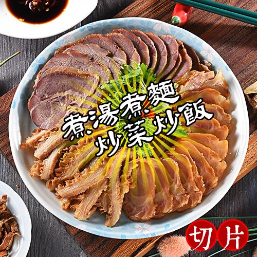 江媽媽小三寶拼盤(300g)