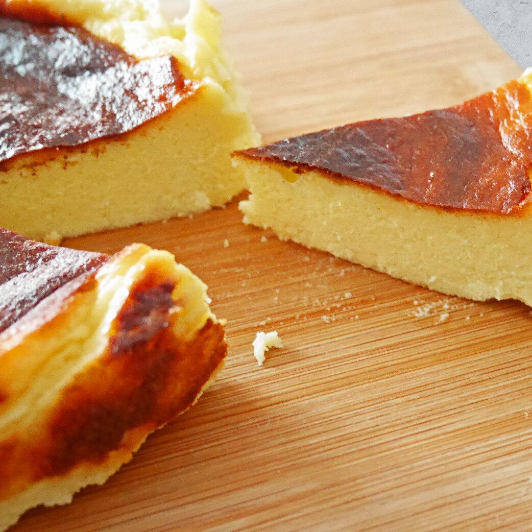 【自然夫人】生酮巴斯克乳酪 生酮/無麩質蛋糕