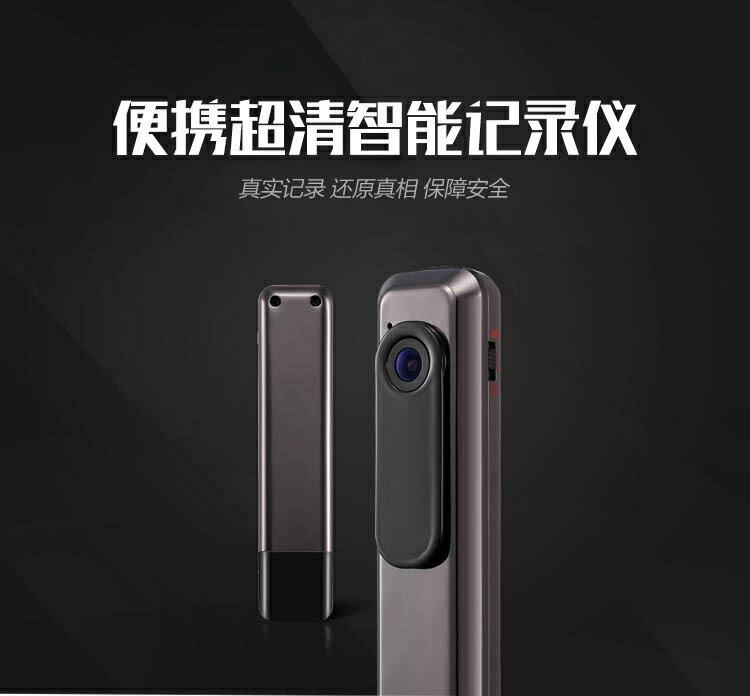 C181微型攝影機警用密錄器800萬高階HDR感光組件