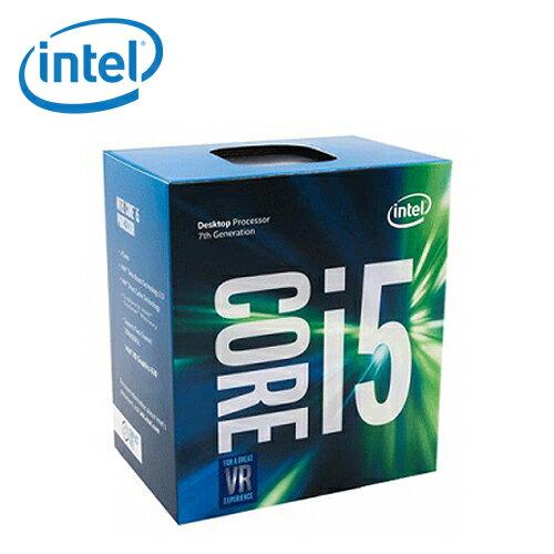 【Intel 英特爾】Core i5-7400 四核心 CPU【三井3C】