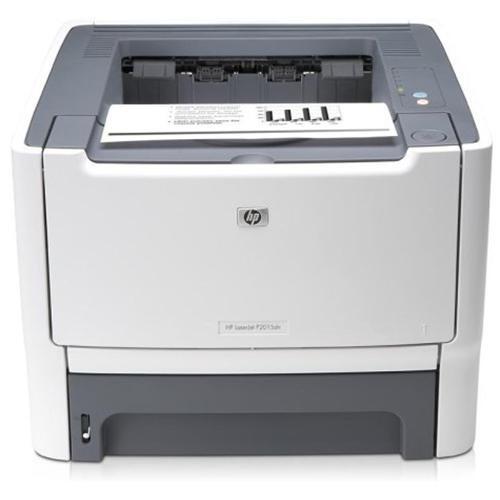 HP LaserJet P2015DN Monochrome Duplex Network Printer (CB368a) 1