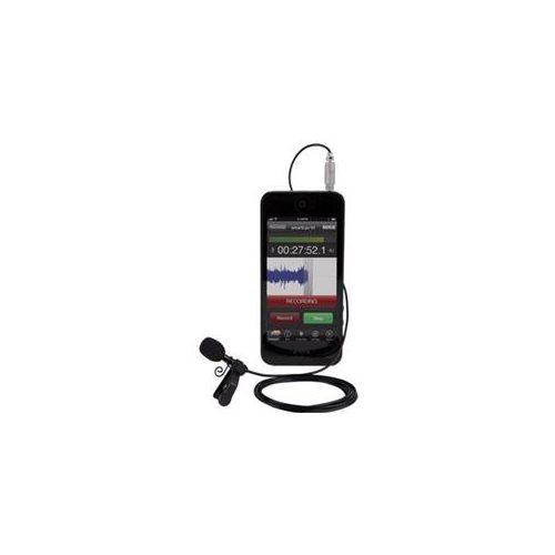 RODE Smartlav+ Lavalier Microphone for Smartphones 1