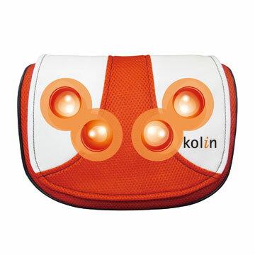 【Kolin 歌林】 溫熱揉捏按摩墊 KMA-LN002 《刷卡分期+免運》