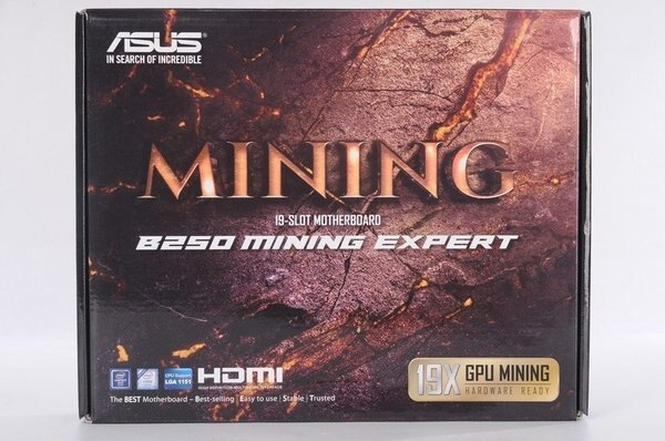 ASUS華碩B250MININGEXPERT主機板