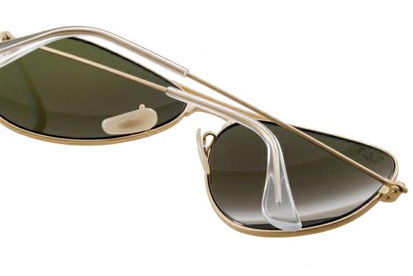Ray Ban 雷朋 水銀鍍膜 霧金 太陽眼鏡 RB3025 6