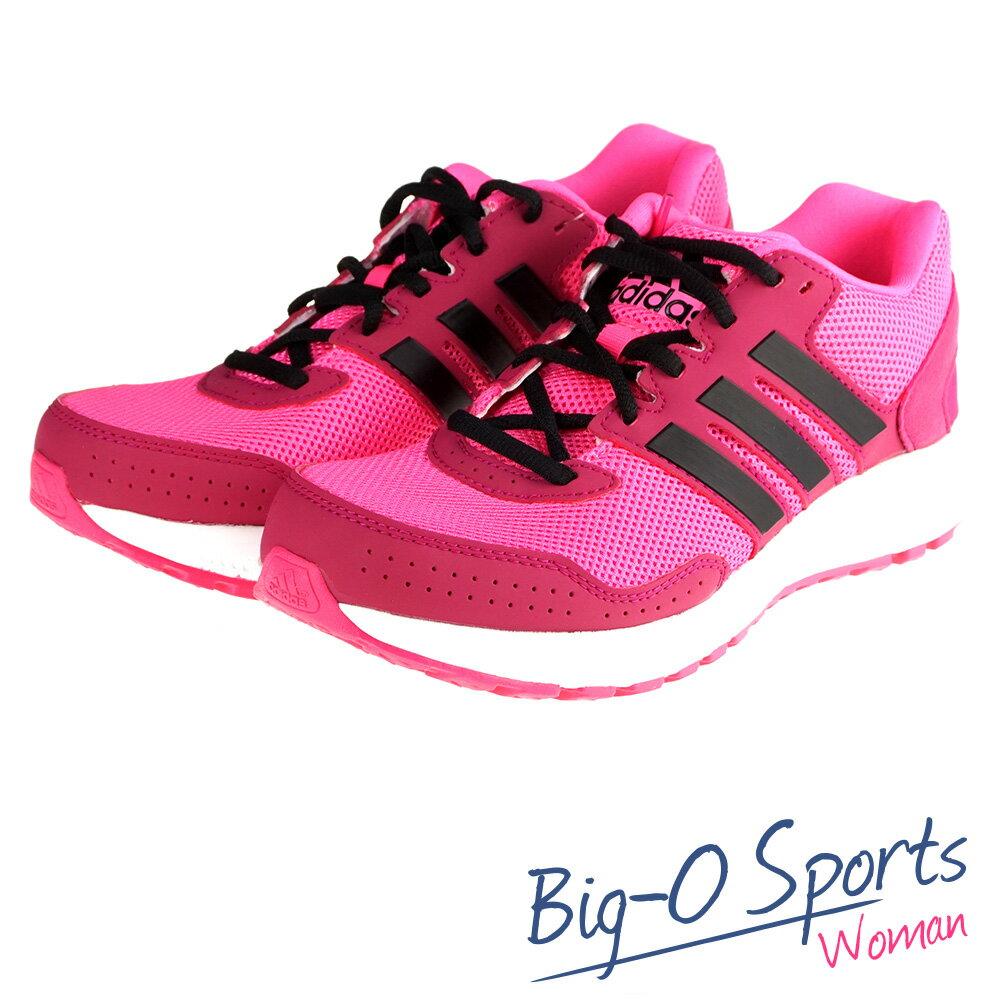 ADIDAS 愛迪達 OZWEEGO BOUNCE CUSHION W 慢跑鞋 女 AF6364 Big-O SPORTS
