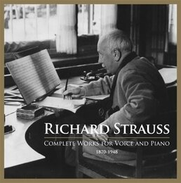 TWOPIANISTS 理查.史特勞斯:鋼琴與聲樂作品全集