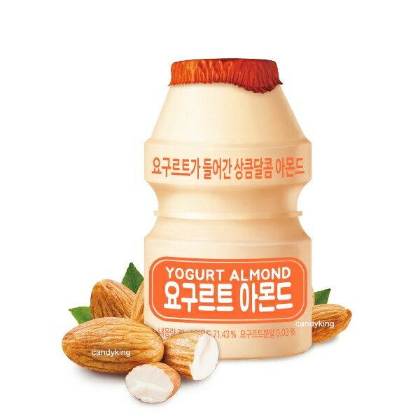韓國 養樂多杏仁果