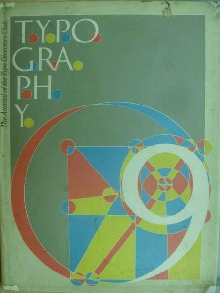 ~書寶 書T9/ _YBD~Typography 9