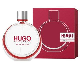 香水1986☆Hugo Boss Hugo Woman 完美女人女性淡香精 香水空瓶分裝 5ml