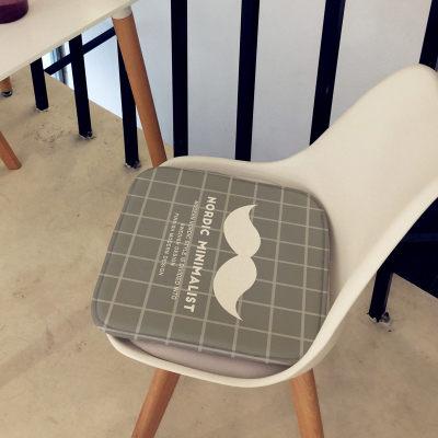 時尚簡約四季沙發墊加厚坐墊5辦公室學生椅墊餐椅墊