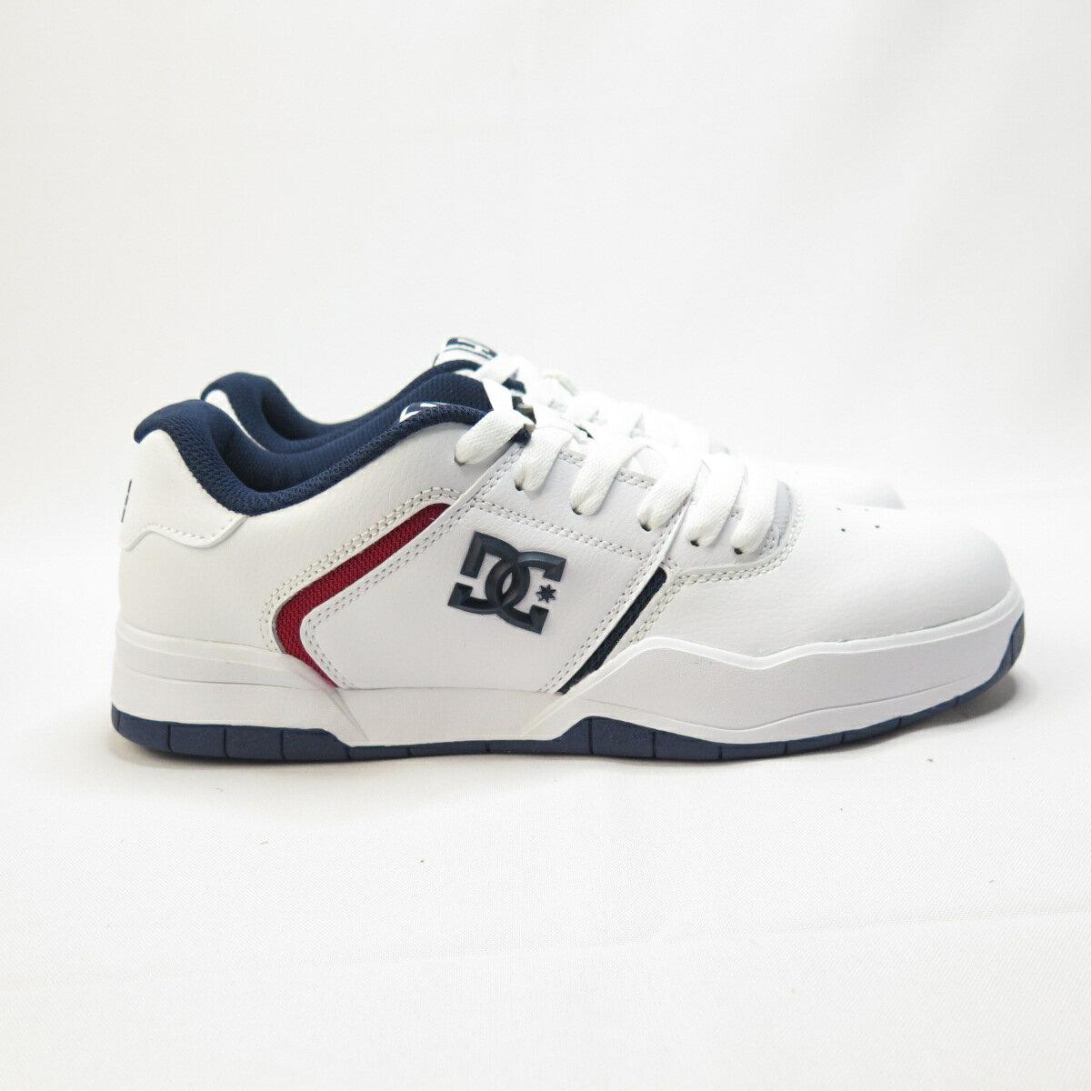 DC CENTRAL 休閒鞋 公司貨 100551XWWB 男款 白藍【iSport愛運動】