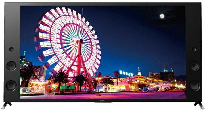 【福利出清】SONY索尼 65型3D 4K智慧型連網電視 KD-65X9300C  公司貨