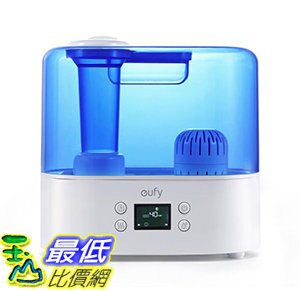 <br/><br/>  [106美國直購] Eufy Humos Air 1.1,Ultrasonic Cool Mist Humidifier with Auto Humidity Control<br/><br/>