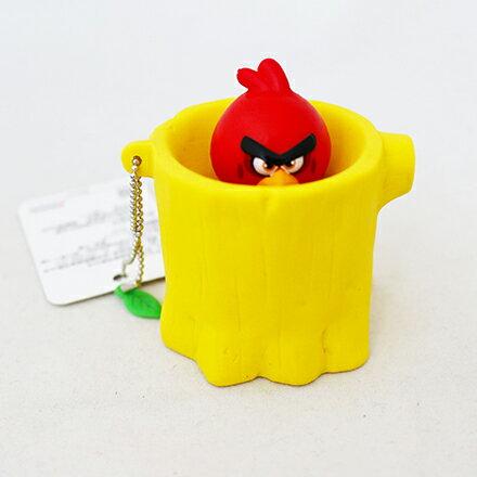 [敵富朗超市]憤怒鳥捏捏樂公仔吊飾系列 4