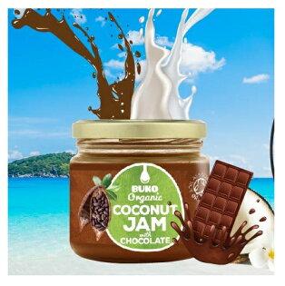 愛家BUKO有機椰子巧克力果醬250g罐