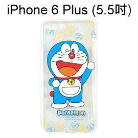 哆啦A夢透明軟殼 [叮噹] iPhone 6 Plus / 6S Plus (5.5吋) 小叮噹【正版授權】