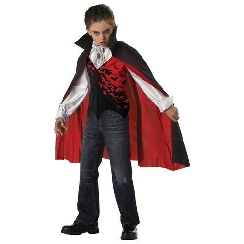Prince of Darkness Child Costume 0
