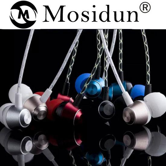 【MSD Z4】Android、iPhone iOS、小米、SAMSUNG 接聽電話線控耳機 入耳式調音線控 立體聲 麥克風 摩士頓