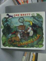 【書寶二手書T8/少年童書_XCB】The Umbrella_Brett, Jan
