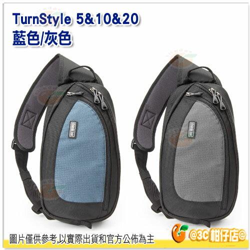 ThinkTank 創意坦克 TurnStyle 10 TS單肩系列 彩宣公司貨 TS459 藍 TS460 灰 360度單肩斜背包/腰包兩用類單相機包