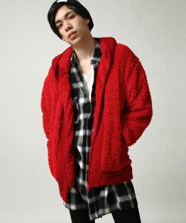 連帽夾克RED