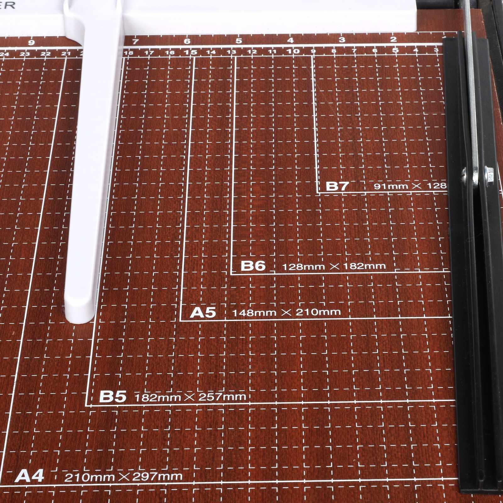 Wooden Paper Cutter A2-B7 5