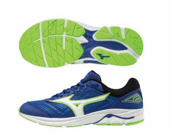 【登瑞體育】MIZUNO大童慢跑鞋RIDER22_K1GC183301