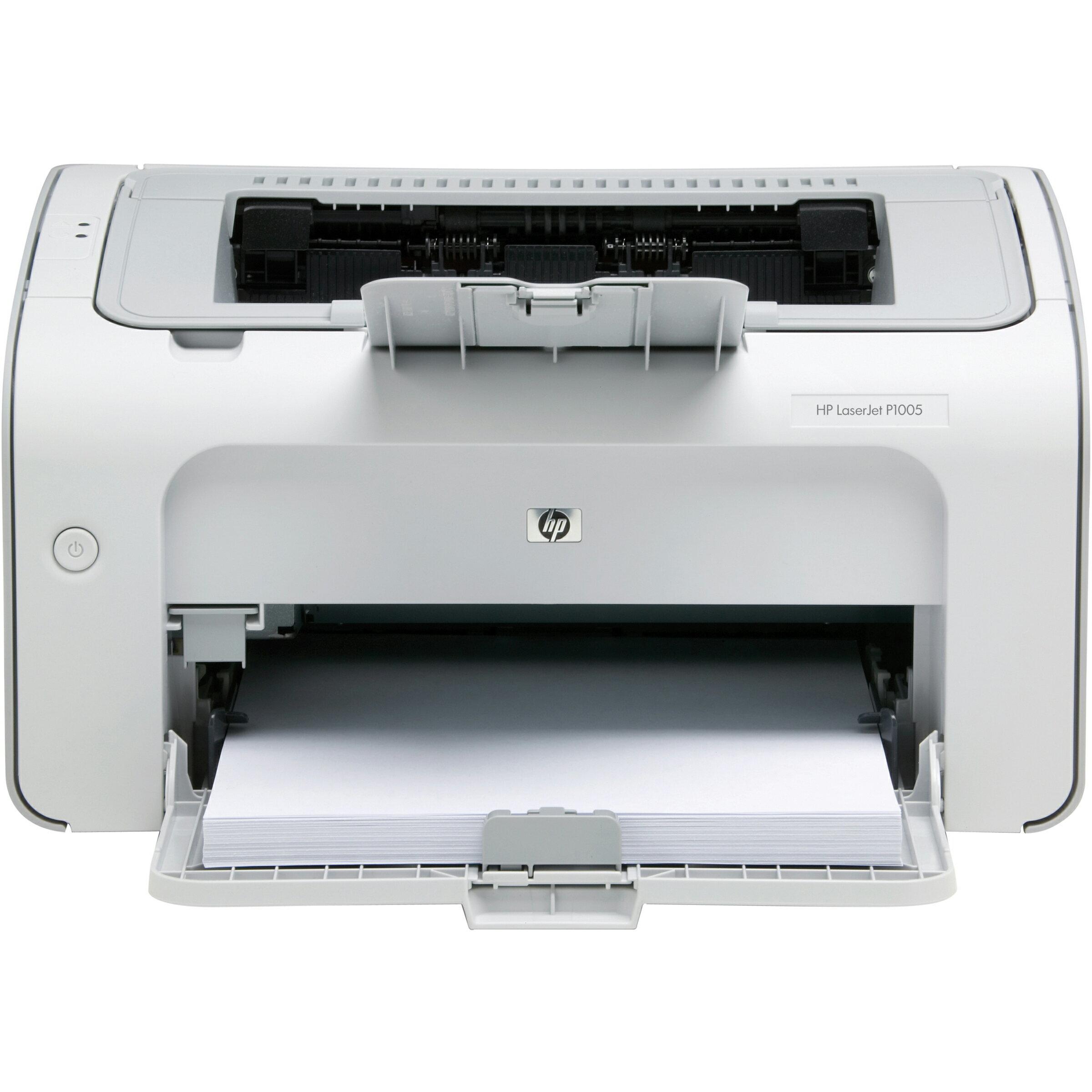 HP LaserJet P1005 Printer 0